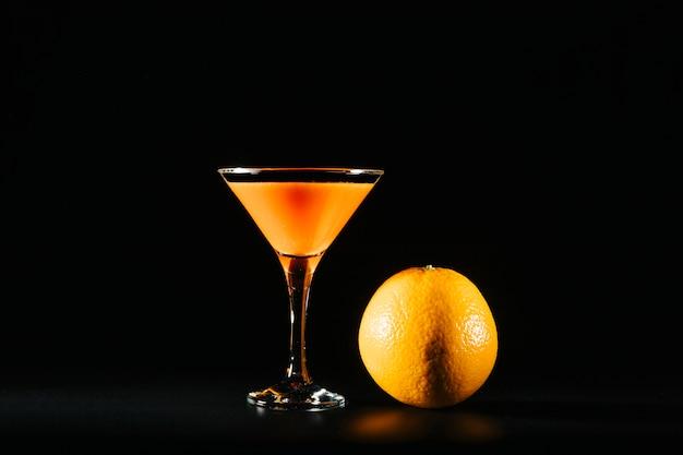Cocktail e laranja