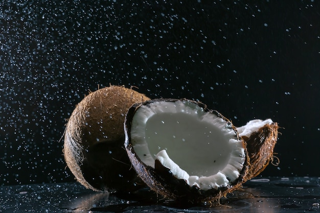 Coco rachado