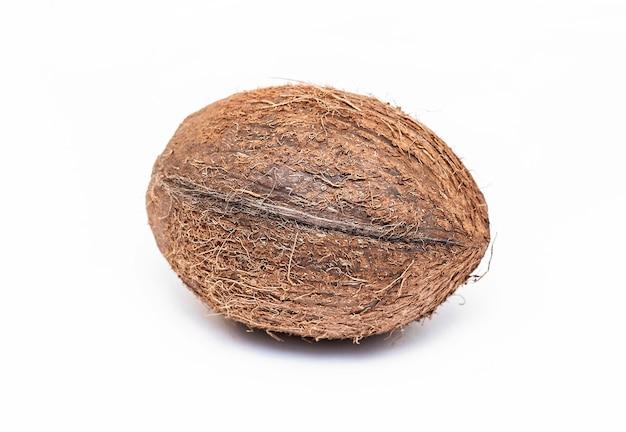 Coco real isolado