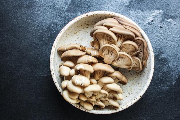 Cogumelos ostra