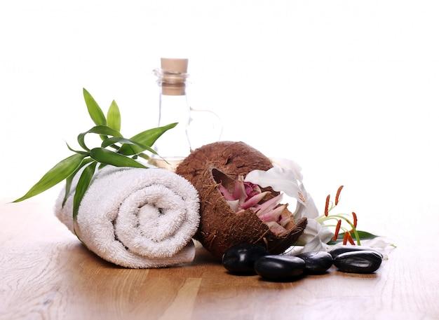 Coisas de spa e bem-estar