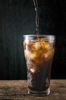 Cola em vidro