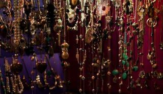 Colares de jóias