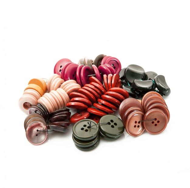 Coleção de botões