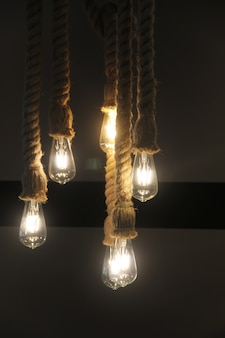 Coleção exclusiva de luzes