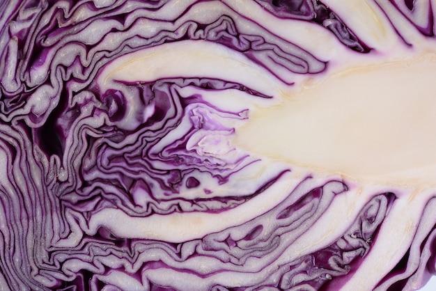 Collard púrpura