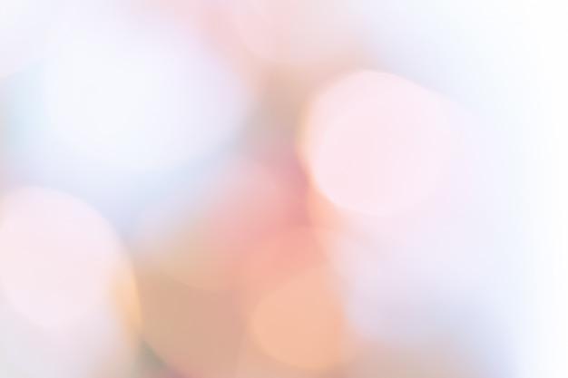 Colorido com luzes desfocadas
