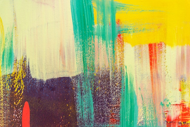 Colorido pintado no muro de cimento. fundo abstrato. cenário retrô e vintage.