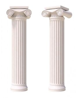Colunas antigas
