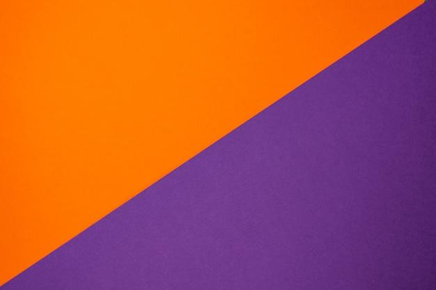 Combinação de cores, geométrica de duas folhas, copyspace