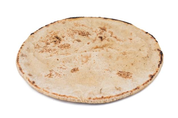 Comida de cozinha caseira indiana chapati