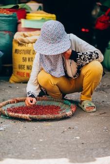 Comida de rua vietnã