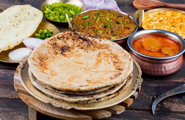 Comida indiana culinária