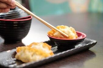 Comida Japonesa Gyoza
