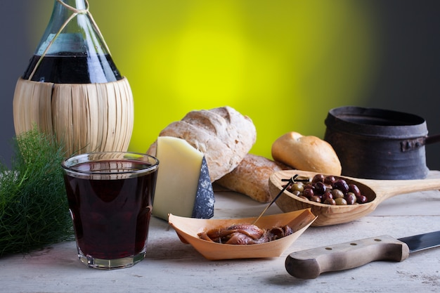 Comida lenta italiana
