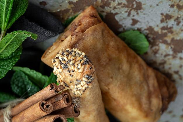 Comida marroquina típica