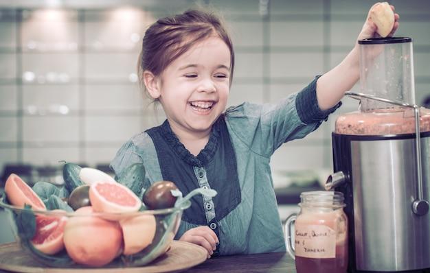 Comida saudável para crianças