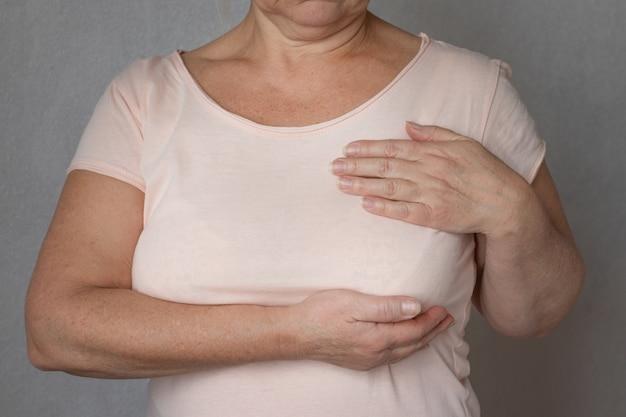 Como faço para verificar o conceito de mama, conscientização sobre o câncer de mama