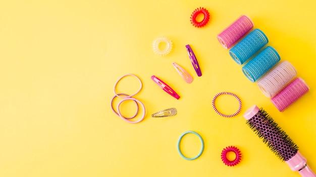 Comp e acessórios para o cabelo