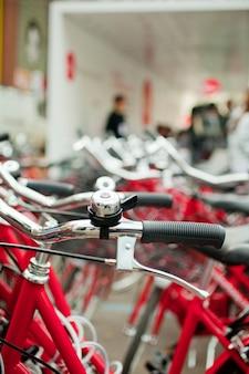 Compartilhamento de bicicleta