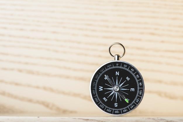 Compass preparado para a viagem