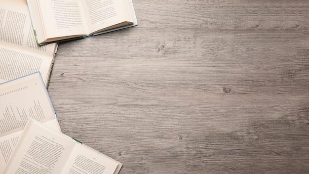 Composição da literatura com espaço à direita