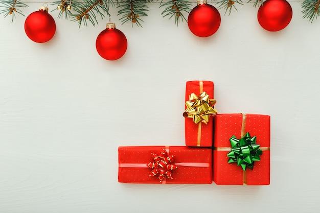 Composição de celebração do feriado de natal