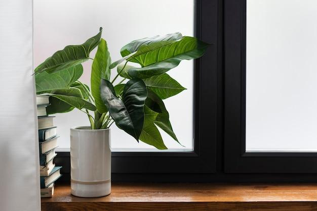 Composição de design de interiores para casa