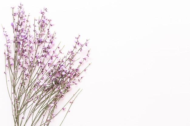 Composição de flores