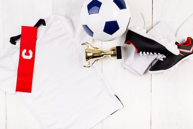 Composição de futebol