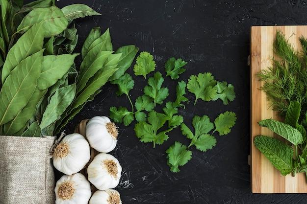 Composição de ingredientes helathy moderna