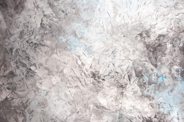 Composição de luz de vista superior com pintura de arte fotográfica em diferentes tons
