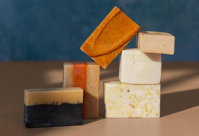 Composição de produtos naturais de autocuidado
