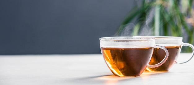 Composição do chá