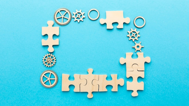 Composição plana com elementos de inovação