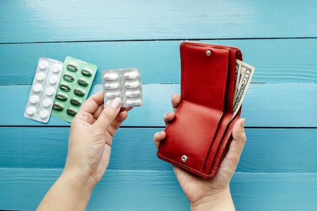 Compra de drogas