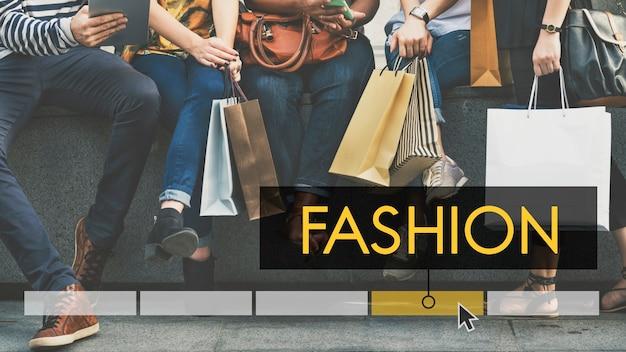 Compra venda desconto moda estilo