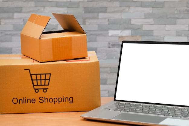 Compras online para pequenas e médias empresas.
