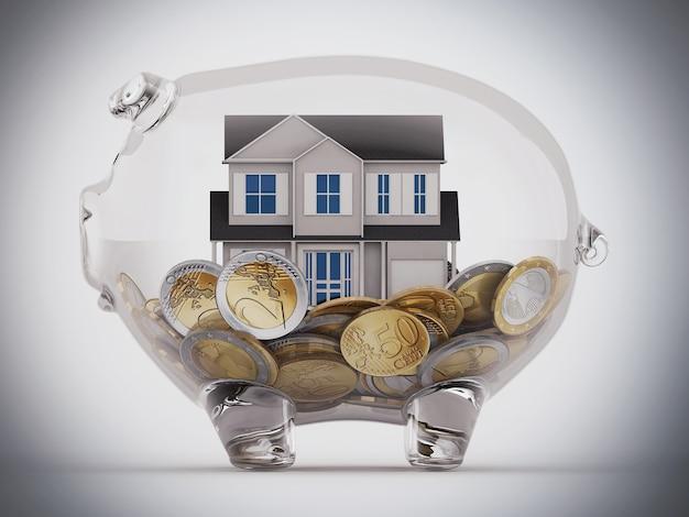 Compre casa com a economia