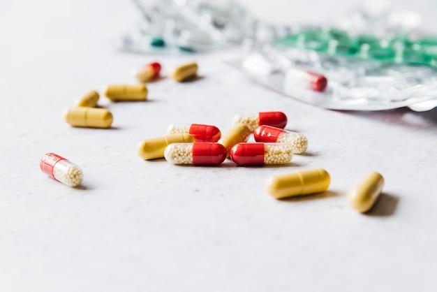 Comprimidos com bolhas