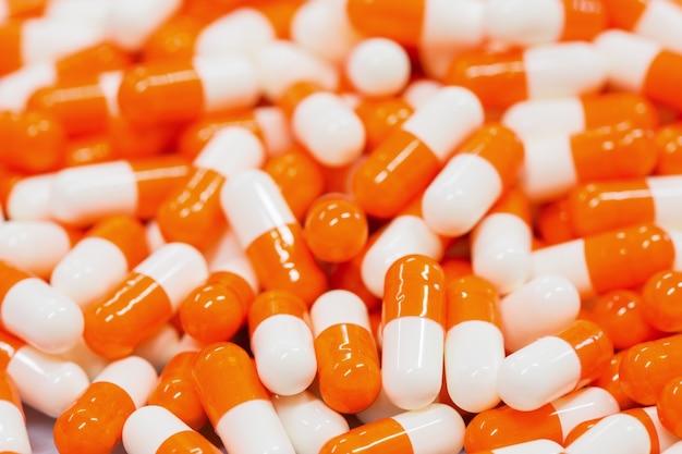Comprimidos da medicina