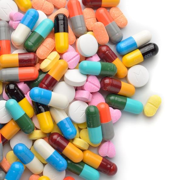 Comprimidos e cápsulas