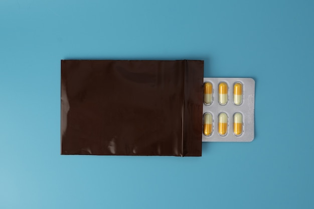 Comprimidos e comprimidos médicos