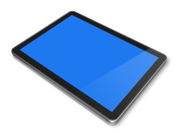 Computador 3d, tablet pc digital
