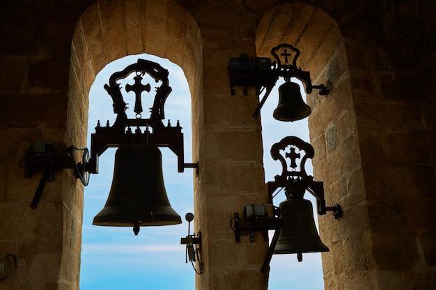 Concatedral de santamaria campanário bell caceres