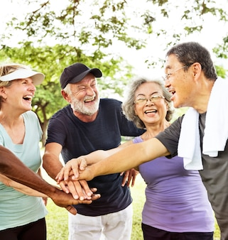 Conceito ativo aposentado idoso ocasional diverso do pensionista da alegria