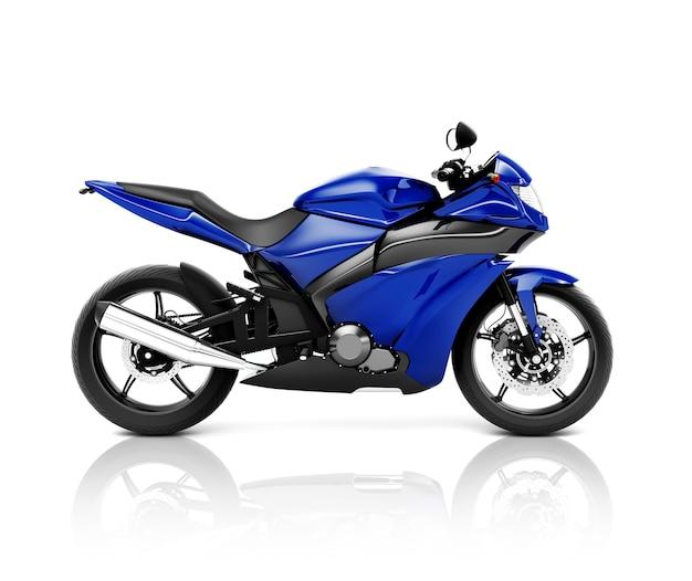 Conceito brandless do veículo do velomotor da motocicleta