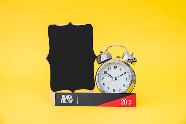 Conceito criativo de vendas de sexta feira negra