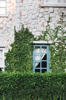 Conceito da propriedade da propriedade da mansão da residência da casa