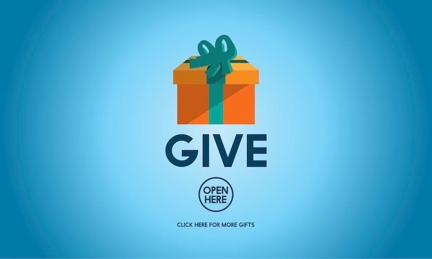 Conceito de ajuda doe generosidade e apoio
